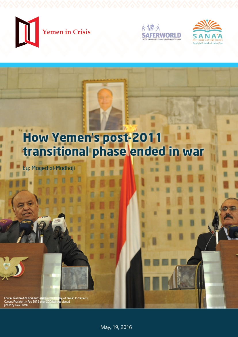 How Yemen's post-2011 transitional phase ended in war