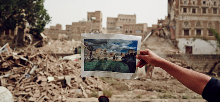 Mental Health and the Psychological Impact of War on Individuals, Families, and Communities in Yemen: A project to advance research, services, and advocacy