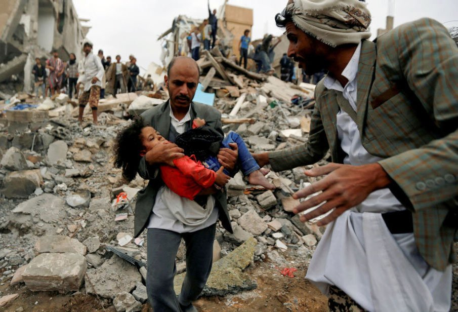 The War in Yemen and the Saudi-led Military Intervention
