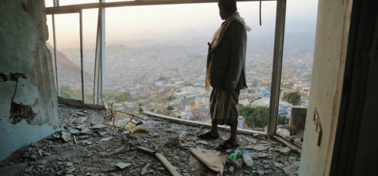 Starvation, Diplomacy and Ruthless Friends: The Yemen Annual Review 2018