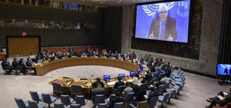 The UNSC: From Participant to Passive Observer in Yemen