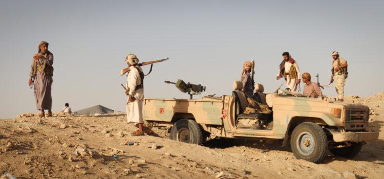 Battle for Marib – The Yemen Review, September 2020