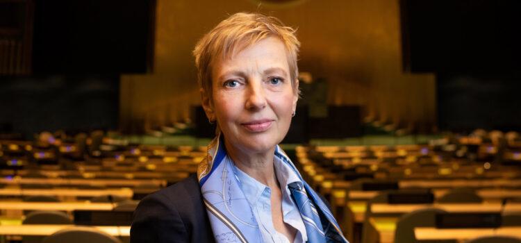 Q&A with Anna Karin Eneström, Swedish Ambassador to the UN