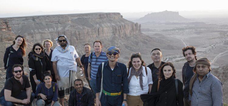 The Sana'a Center Organizes International Media Visit to Shabwa