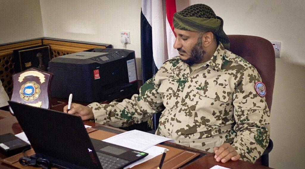 Tareq Saleh